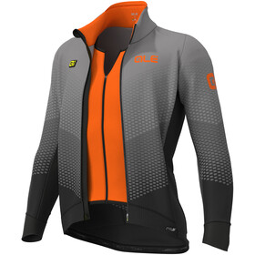 Alé Cycling PR-S Delta Combi DWR Stretch Veste Homme, black-grey